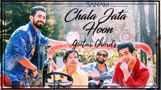 Read more about the article Sanam: Chala Jata Hoon Guitar Chords