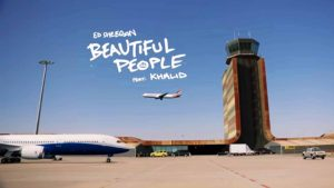 Ed Sheeran – Beautiful People Chords ft. Khalid