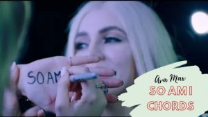 Read more about the article Ava Max – So Am I Guitar Chords