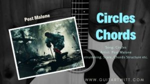 Read more about the article Post Malone – Circles Chords @ Guitartwitt