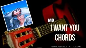 Read more about the article MØ – I Want You Chords