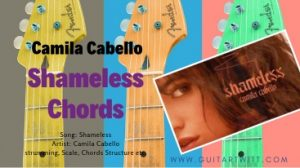 Read more about the article Camila Cabello – Shameless Chords @guitartwitt
