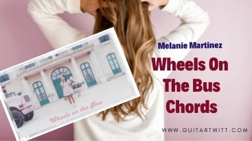 Wheels on the Bus Chords