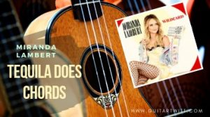 Read more about the article TEQUILA DOES CHORDS | Miranda Lambert | Wildcard