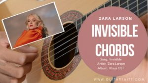 Read more about the article Invisible Chords by Zara Larson (from the Netflix Film Klaus)