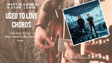 Read more about the article Martin Garrix & Dean Lewis – USED TO LOVE CHORDS