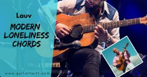 Read more about the article MODERN LONELINESS CHORDS WITH STRUMMING – Lauv