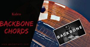 Read more about the article BACKBONE CHORDS AND STRUMMING GUITAR & UKULELE – Kaleo