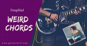 Read more about the article WEIRD CHORDS AND STRUMMING – Yungblud