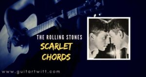 Read more about the article Scarlet Chords – The Rolling Stones ft. Jimmy Page
