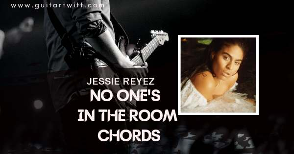 No One's In The Room Chords