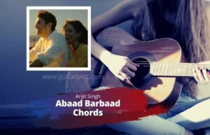 Read more about the article LUDO: ABAAD BARBAAD CHORDS by ARIJIT SINGH