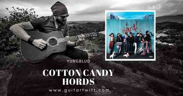 Read more about the article YUNGBULD – Cotton Candy Chords for Guitar Piano & Ukulele