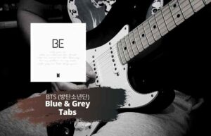 Read more about the article BTS (방탄소년단) – Blue And Grey Tab