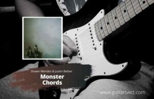 Read more about the article SHAWN MENDES & JUSTIN BIEBER – MONSTER CHORDS