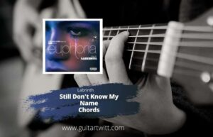 Read more about the article Labrinth – Still Don't Know My Name Chords for Guitar Piano & Ukulele