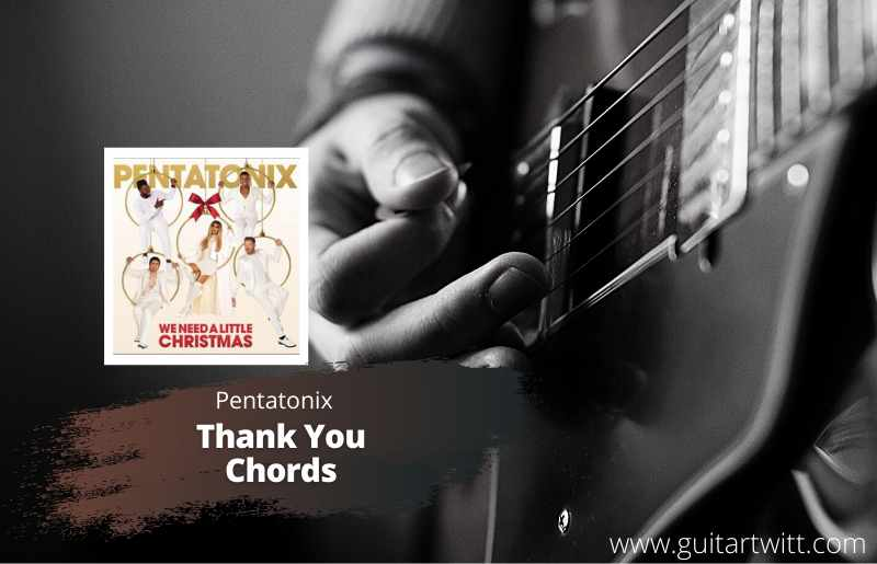 Thank You Chords