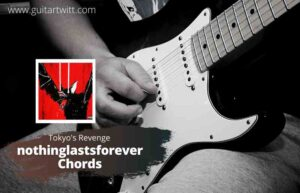 Read more about the article Tokyo's Revenge – Nothinglastsforever Chords