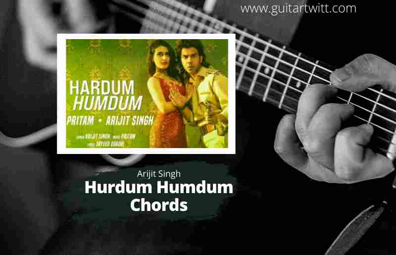 Read more about the article LUDO: Hardum Humdum Chords by Arijit Singh, Pritam