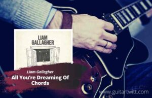 Read more about the article Liam Gallagher – All You're Dreaming Of Chords