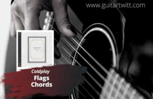 Read more about the article Coldplay – FLAGS CHORDS