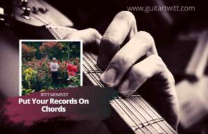 Read more about the article Ritt Momney – Put Your Records On Chords
