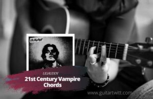 Read more about the article LILHUDDY – 21st Century Vampire Chords