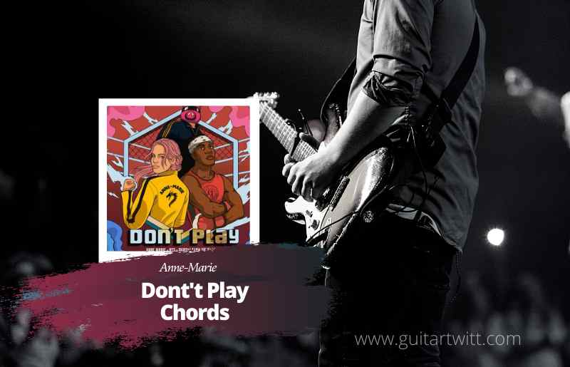Don't Play Chords