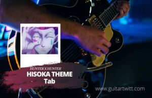 Read more about the article Hunter X Hunter – Hisoka Theme tab by Misc Cartoons