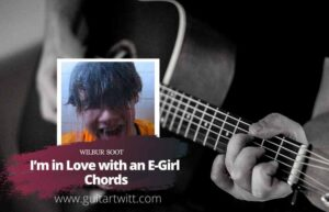 Read more about the article Wilbur Soot – I'm in Love with an E-Girl Chords