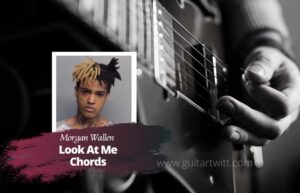 Read more about the article XXXTENTACION –  Look At Me Intro tab
