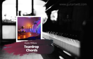 Read more about the article Hayley Williams – Teardrop Chords