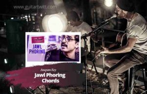 Read more about the article Jawl Phoring Chords by Shilajit | Anupam Roy | Hemlock Society