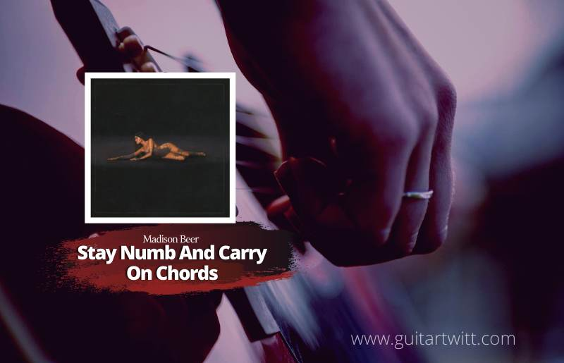 Stay Numb And Carry On chords