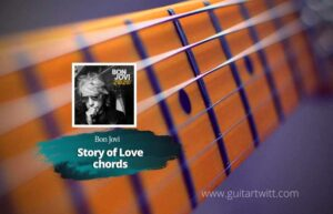 Read more about the article Bon Jovi – Story Of Love Chords