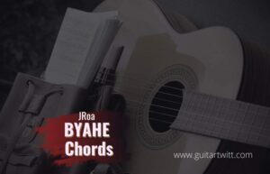 Read more about the article JRoa – Byahe chords