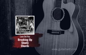 Read more about the article Lana Del Rey – Breaking Up Slowly chords feat. Nikki Lane