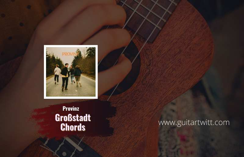 Read more about the article Provinz – Großstadt chords