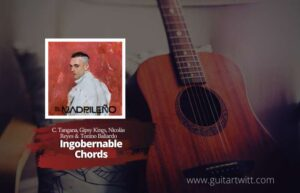 Read more about the article C. Tangana – Ingobernable Chords