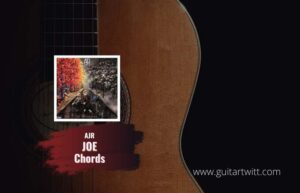 Read more about the article AJR – Joe chords