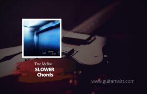 Read more about the article Tate McRae – Slower chords