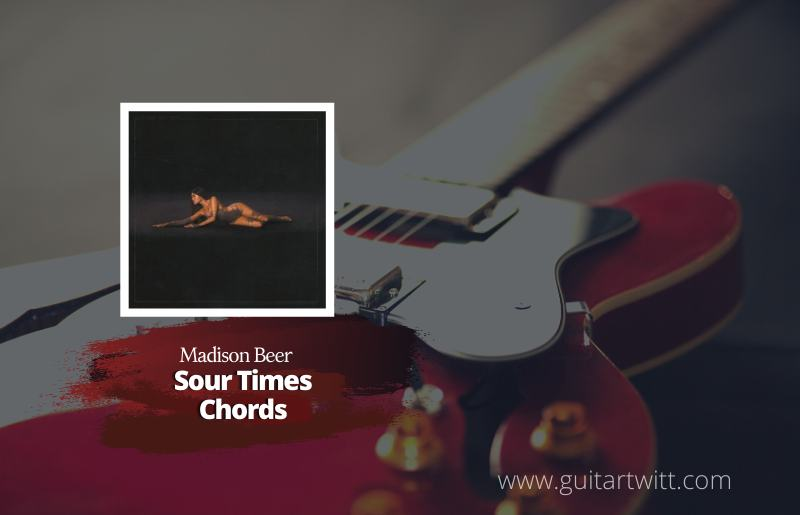 Sour Times Chords.
