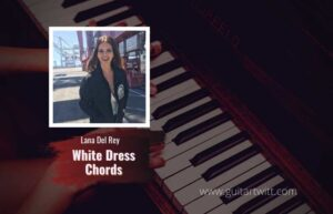 Read more about the article Lana Del Rey – White Dress chords