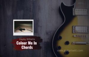 Read more about the article Hayley Williams – Colour Me In Chords