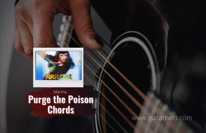 Purge the Poison Chords