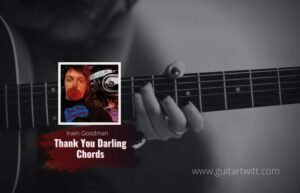 Read more about the article Paul McCartney & Wings – Thank You Darling chords