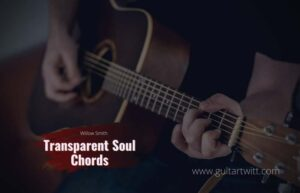 Read more about the article Willow Smith – Transparent Soul Chords