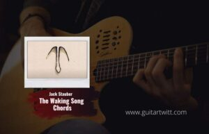 Read more about the article Jack Stauber – The Walking Song chords