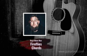 Read more about the article Rag'n'Bone Man – Fireflies chords