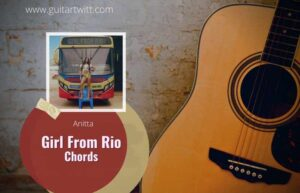 Read more about the article Anitta – Girl From Rio chords